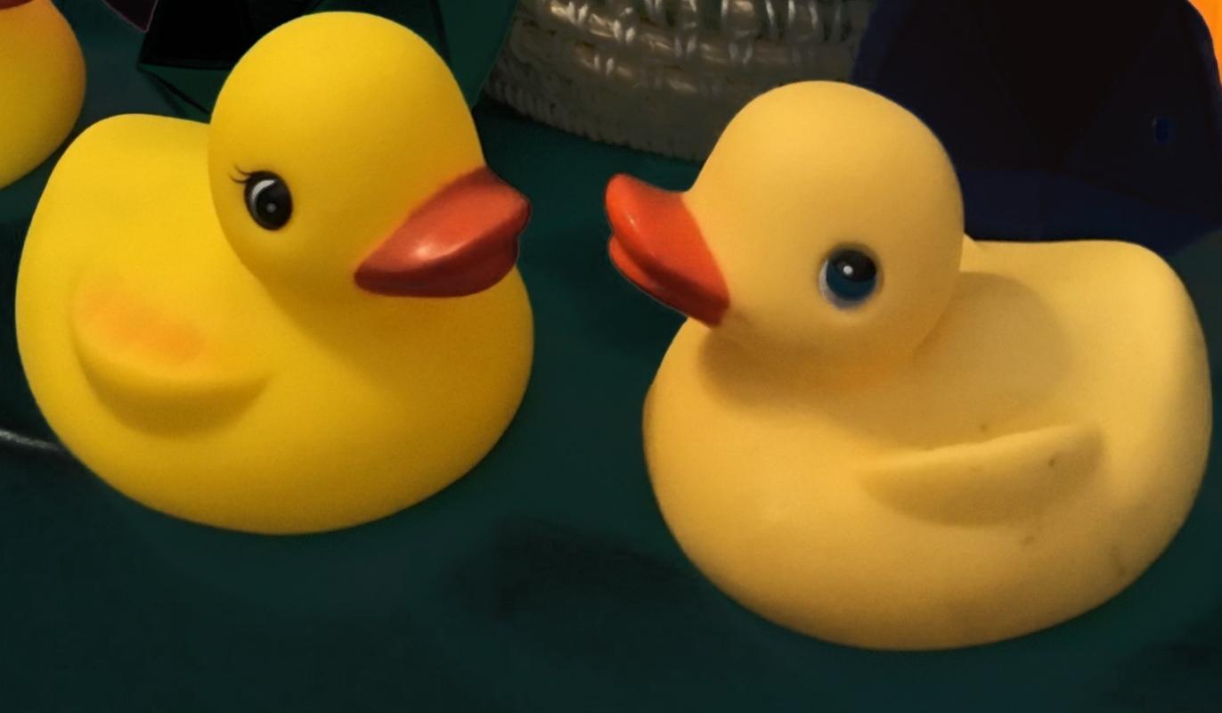 Classic Rubber Ducky