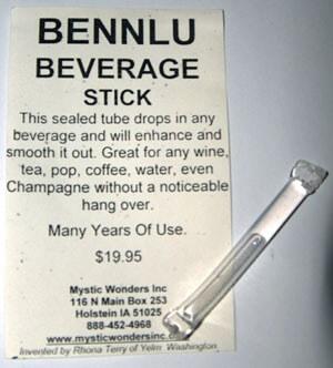 Bennlu Beverage Stick