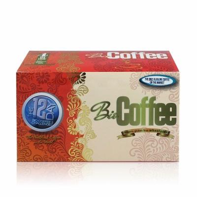 Bio Coffee 12 Day Challenge closed box