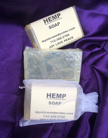 Hemp Soap 1 oz